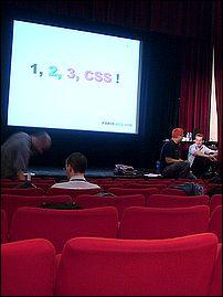 1ère diapo de 1,2,3 CSS