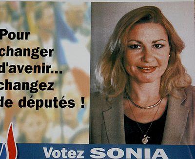 Votez Sonia
